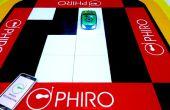 Super-facile commande vocale avec PHIRO + poche Code smartphone app (à l'aide de Google instant)