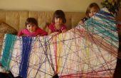 Enfants de polystyrène Wall Art