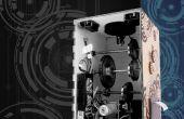 Une machine à vapeur punk style loterie