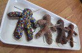 Voodoo Dolls Doughnuts des saignements