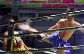 Un guide de relever de Muay Thai (boxe thaï)