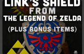 Bouclier de Link The Legend of Zelda