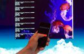 DIY iPhone contrôleur pour framboise-Pi (OSC)