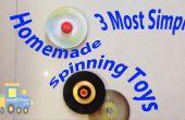 3 Tops bourdonnements de CD