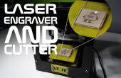 Graveur/découpeuse au laser