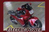 L'ingénieur votre propre moto électrique !