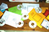 DVD / CD enveloppe