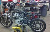 Changement de moto guidon - Oui, c'est que ridiculement simple !