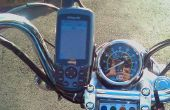 Support de GPS pour votre moto