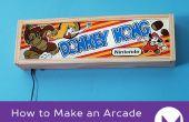 Comment faire une Arcade Marquee Lightbox