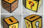 Comment faire une boîte 3D de Mario Coin !