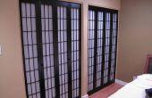 Portes de placard Shoji Screen