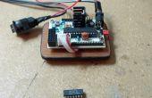 Le registre à décalage 74HC164 et votre Arduino