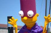 Marionnette à main Bartman