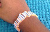 Bracelets de paille bricolage !