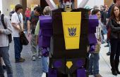 Comment faire un Transformers : Insecticon « Shrapnels » Costume