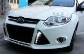 Comment faire pour installer des feux diurnes à LED Ford Focus