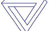 Comment dessiner le Triangle Impossible