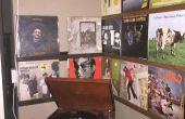 Vinyl Record étagères