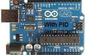 Le code PID de l'Arduino pour ligne Robot suivant