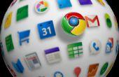 Google Apps et Extensions