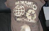 Recycler les vêtements des enfants