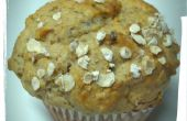 Muffins à l'avoine yaourt Substitution