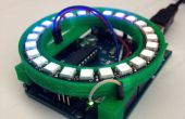 NeoPixel 24 bague Shield Arduino