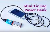 Comment faire un Mini Tic Tac Power Bank / TUTORIAL