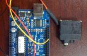Arduino contrôlée Servo exerciseur