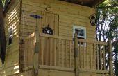 Treehouse repaire de pirate