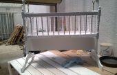 Remis à neuf lit bébé