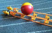 Coaster micro Track | Un chemin de Machine k ' NEX boule