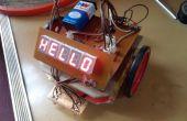 """""""Bricolage - le ROBOT de traceur de ligne EXCELLENT sans microcontrôleur"""""""