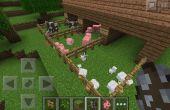Stylo animaux Minecraft