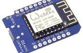 ESP8266 de contrôle de la voix (WEMOS D1mini) sur Internet (sans MQTT)