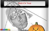 Google + Profile Image Avatar Maker - Halloween Style