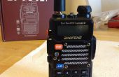 Baofeng FB-F9 V2 + Ham Radio Modification