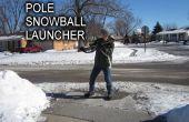 Lanceur de boule de neige de polonais