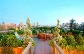 NYC paysage Design Mode d'emploi : Sur le toit terrasse jardin