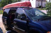 Moyen facile pour appareil un canot ou un bateau