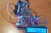 Arduino température moteur ventilateur - existant domotique