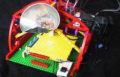 Imprimante 3D de chocolat fabriqué à partir de LEGO