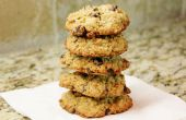 Old Fashioned Oatmeal Chocolate Chip Cookies (sans gluten)