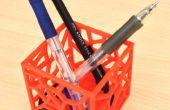 Comment utiliser TinkerCAD pour faire un porte-stylo