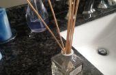 Réutilisation des diffuseurs de vieux bambou