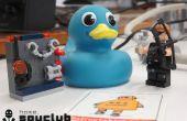 Faire des canards en caoutchouc plus impressionnant (avec Lego & Sugru)