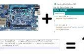 Intel Edison Arduino serial pour communication série de processus hôte