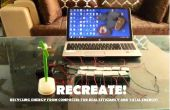 RECRÉER ! : Recyclage énergétique des ordinateurs pour de l'efficacité et l'énergie totale !