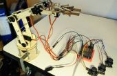 Bras robotisé Arduino